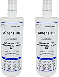 Springclear insinkerator compatible F-701R cartouche de filtre à eau 3 pack