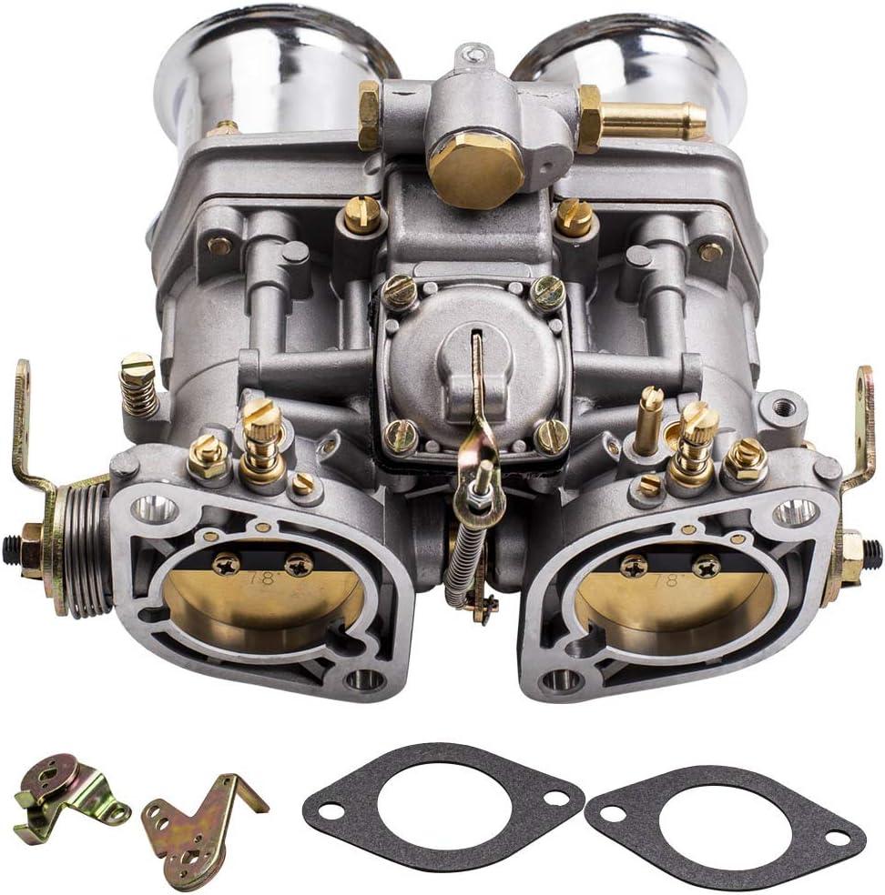 OFFer maXpeedingrods 2-Barrel Carburetor Max 85% OFF for VW Volkswagen Porsche