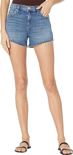 Gemma Mid-Rise Cutoffs Shorts in Habitual