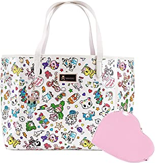 Tokidoki White Denim Daze Tote Bag