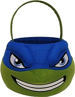 Teenage Mutant Ninja Turtles Leonardo Medium Plush Basket