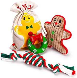Best squeaky snowman dog toy Reviews