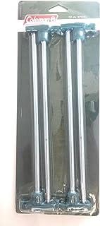 Coleman 2000016444 - Pinzas para tienda de campaña (25,4 cm, 12 unidades)