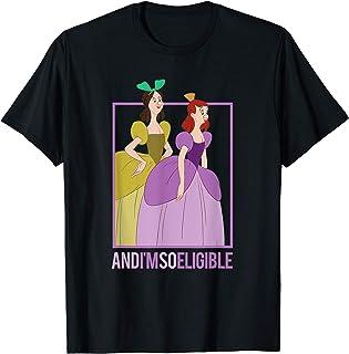 Disney Cinderella Stepsisters So Eligible Funny T-Shirt
