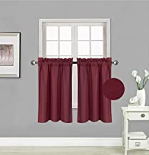 Best 30 inch wide curtain panels Reviews