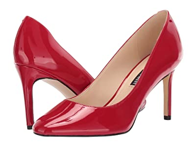 Nine West Dylan Pump (Red) Women
