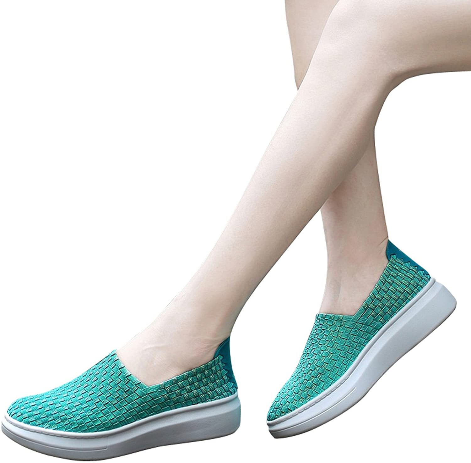 9950f139249e9 Zcaosma Spring Loafers Solid Flats shoes Woman Slip On ...