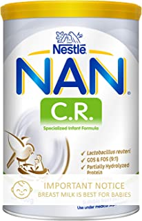 Nestlé NAN C.R. Special Infant Formula, Suitable from birth, 400 g