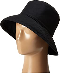 Hat attack canvas sunhat with adjustable sizing and wire in brim ... 85b92661a068