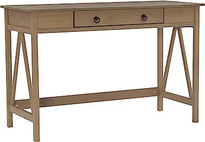 Linon Amzn0300 Ronan Gray Desk