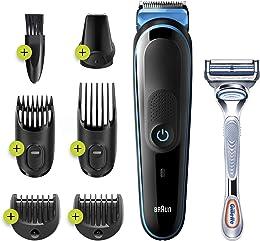 Braun MGK3242 Tondeuse 7-En-1 - Tondeuse à cheveux