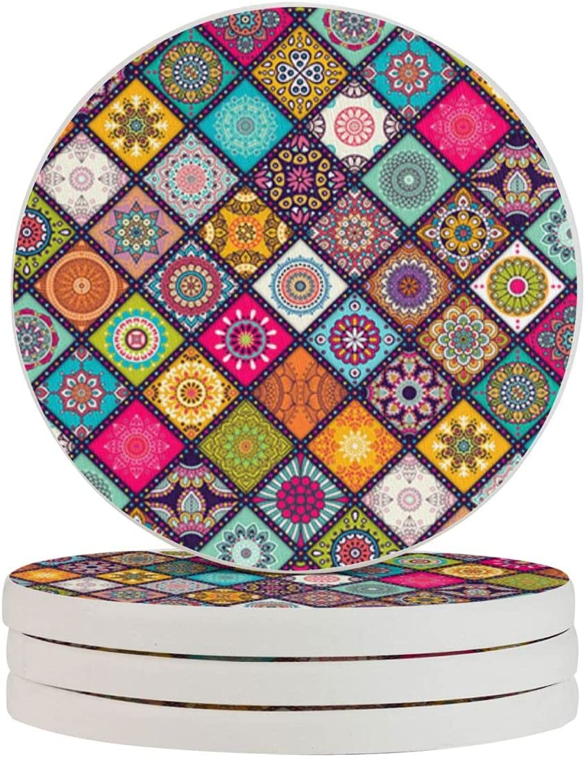 Coasters for Drinks - Max 52% OFF Kitchen Max 90% OFF Decor Table Coffee –Mandala