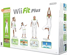 WII FIT PLUS GAMES WITH BALANCE BOARD(WHITE) PAL
