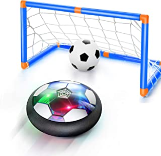 WisToyz Hover Soccer Ball Set 2020 Version, Rechargeable...