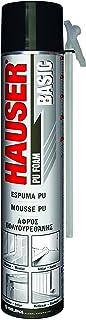 Quilosa T005215 Espuma Hauser Basic Cánula, beige, 750ml