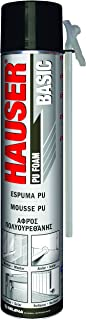 comprar comparacion Quilosa T005215 Espuma Hauser Basic Cánula, Beige, 750 ml