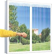 Muskietennet magnetisch Anti Mosquito Bug Insect Fly Window Screen Mesh Net Gordijn Geen boren Eenvoudige installatie(150x...