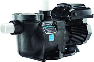 Pentair Sta-Rite 343001 SuperMax VS Variable Speed Pool Pump, 1 1/2 Horsepower, 115/208-230 Volt, 1 Phase - Energy Star Certified