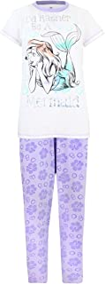 Disney The Little Mermaid Womens' Ariel Pajamas
