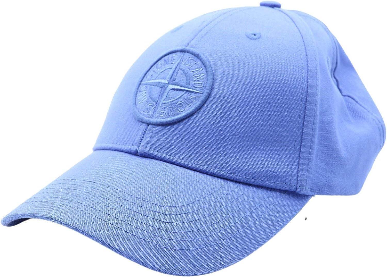 Stone Island Men's Embroidered Logo Popular product Elegant Cap Baseball