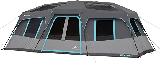 12 person dark rest tent