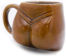 Mug Sexy Booty Novelty Coffee Mug 8 oz Ceramic hot beverage tea cup funny mug bachelor party