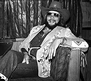 Home Comforts Peel-n-Stick Poster of Hank Williams Jr Rolex Watch Art American Country Music S Artwork Vivid Imagery Poster 24 x 16 Adhesive Sticker Poster Print