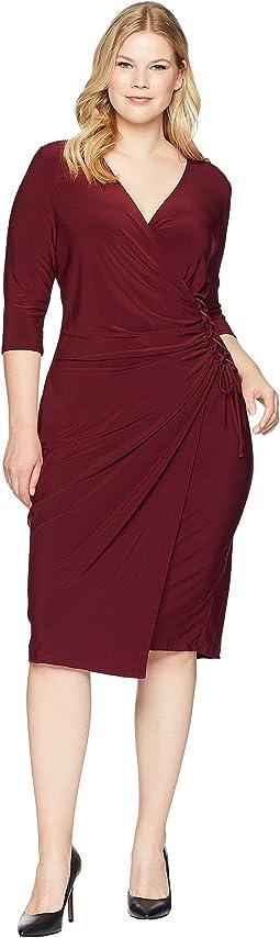 Kiyonna Vixen Cocktail Dress