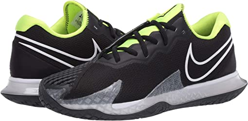 Black/White/Volt/Dark Smoke Grey
