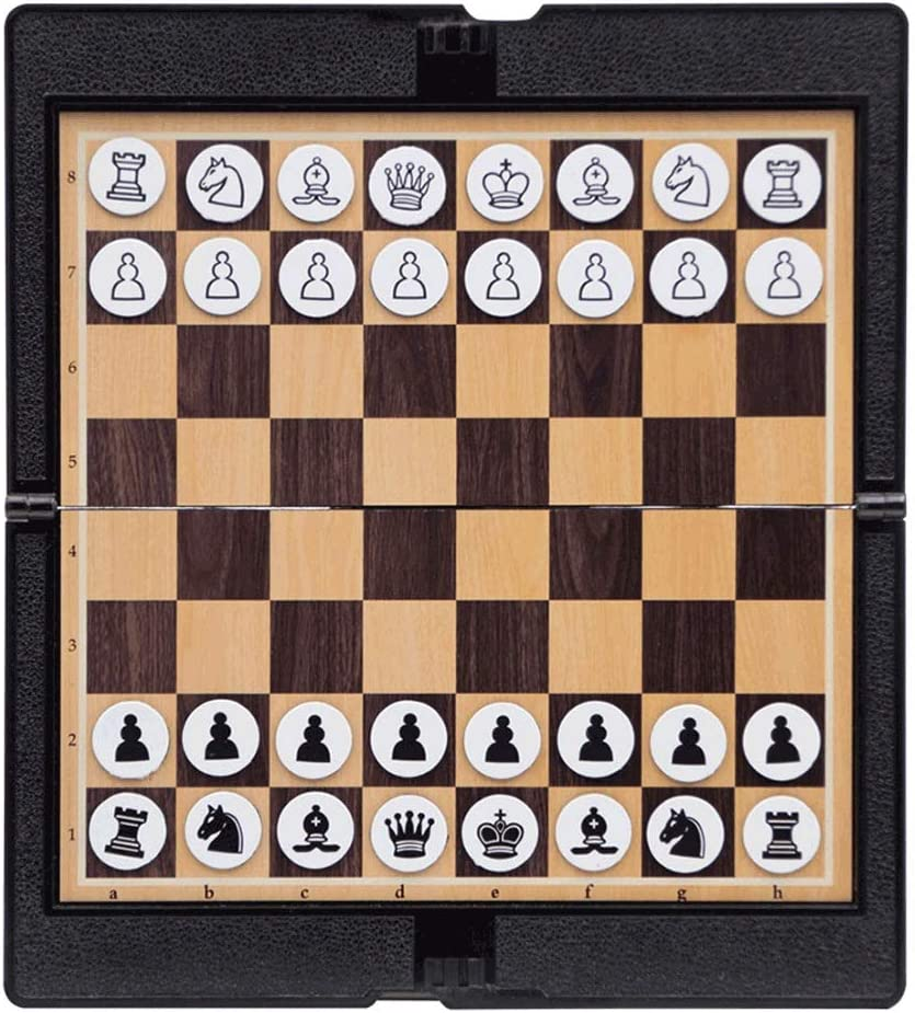 New product type YHYH All stores are sold Chess Pocket Set Magnetic Board Travel Games Folding