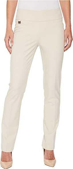 Gaby Stretch Straight Leg Pants