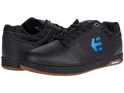 etnies Camber Crank (Black/Blue) Men