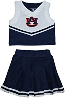 Auburn University Tigers Toddler and Youth 2-Piece Cheerleader Dress