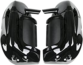 XFMT Lower Vented Leg Fairing + 6.5'' Speakers w/Grills For Harley Touring 1983-2013
