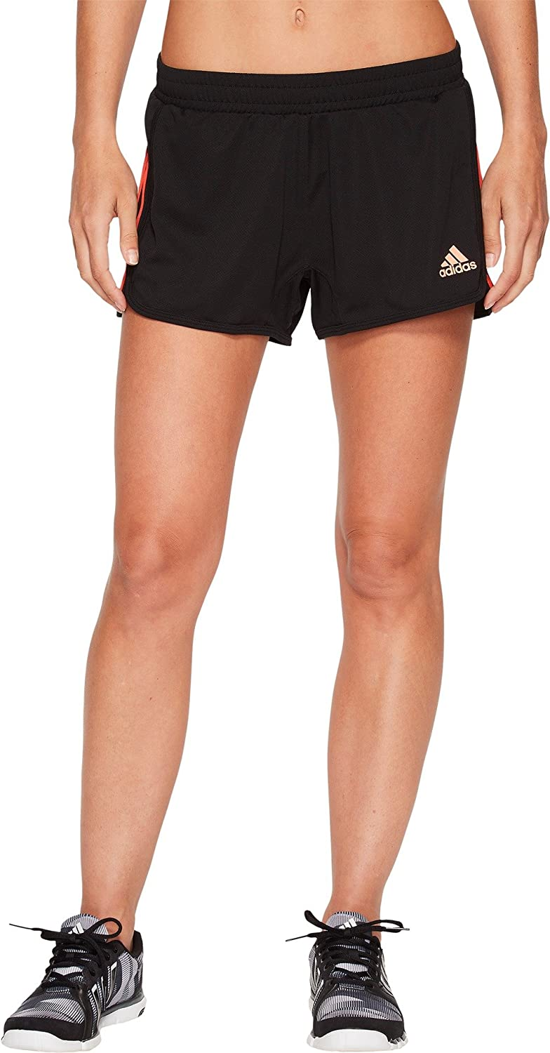 Adidas Damen Designed 2 Move Knit Shorts