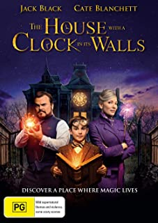 The House With A Clock In It's Walls (DVD)