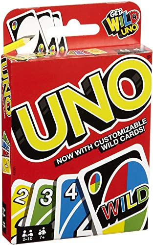 Mattel Uno Playing Card Game product image