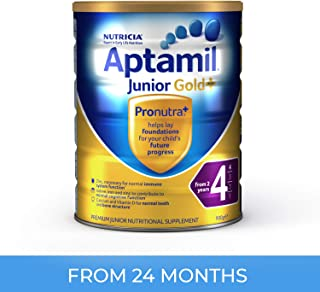 Aptamil Gold+ 4 Junior for 2 Years Kids, 900g