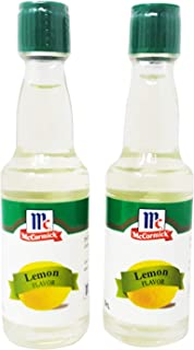 McCormick Lemon Extract 20 mL, 2 Pack
