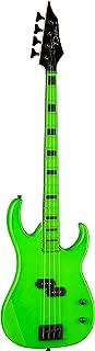 Dean Custom Zone Bass, Nuclear Green