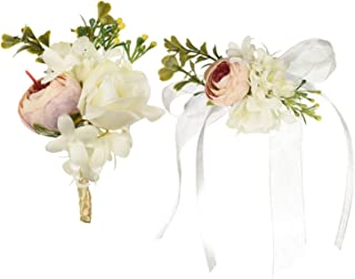 Best peony flower corsage Reviews