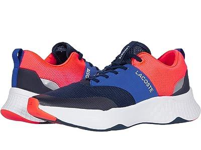 Lacoste Court-Drive Plus 0320 1 (Navy/Pink) Men