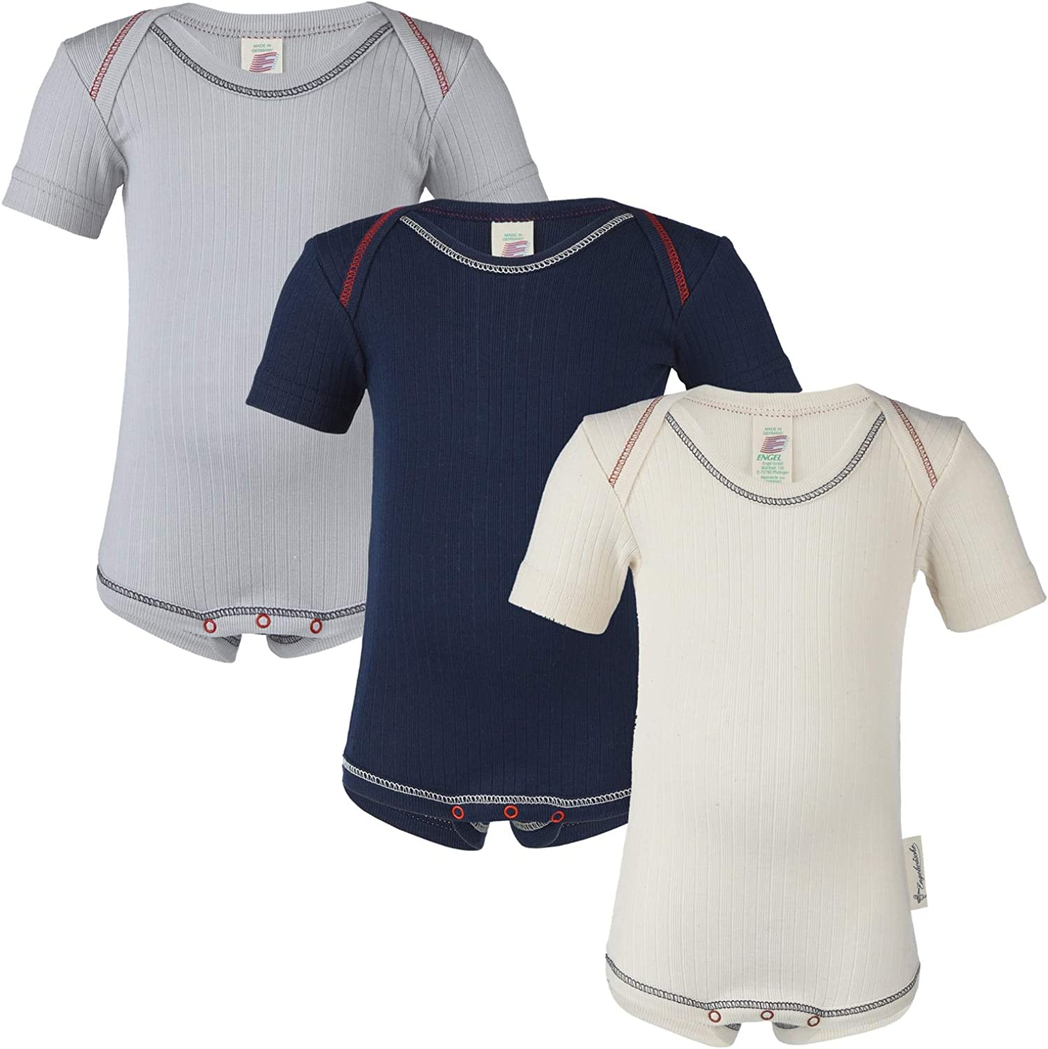 Organic Baby Clothes – Unisex Inventory cleanup selling New product! New type sale with Bodysuit Onesie Short Infant