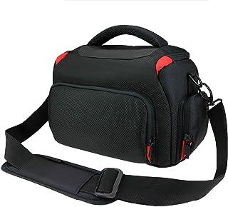 Khanka - Funda Impermeable para cámara réflex Digital Nikon D3400D3300 D5600D5500D5300 D7500D7200D750D850 Canon EOS 4000D 2000D 1300D800D750D77D 80D 7D 200D