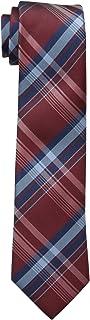 ربطة عنق للأولاد الكبار منقوشة من دوكرز احمر قياس واحد