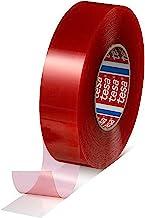 tesa fix 4965   Sterk hechtend dubbelzijdig plakband, montagetape, transparant, lengte: 50 m, versch. breedtes (6 mm x 50 m)
