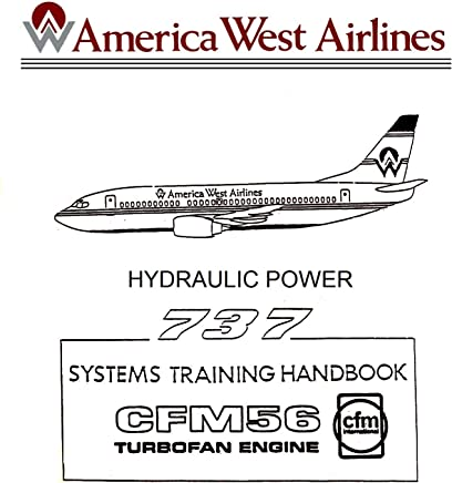 Amazon com: Boeing 737 Training Manual