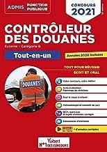 Livres Concours Contrôleur des douanes - Catégorie B - Tout-en-un Branches opérations commerciales et administration générale, surveillance - DGDDI - Concours 2021 PDF