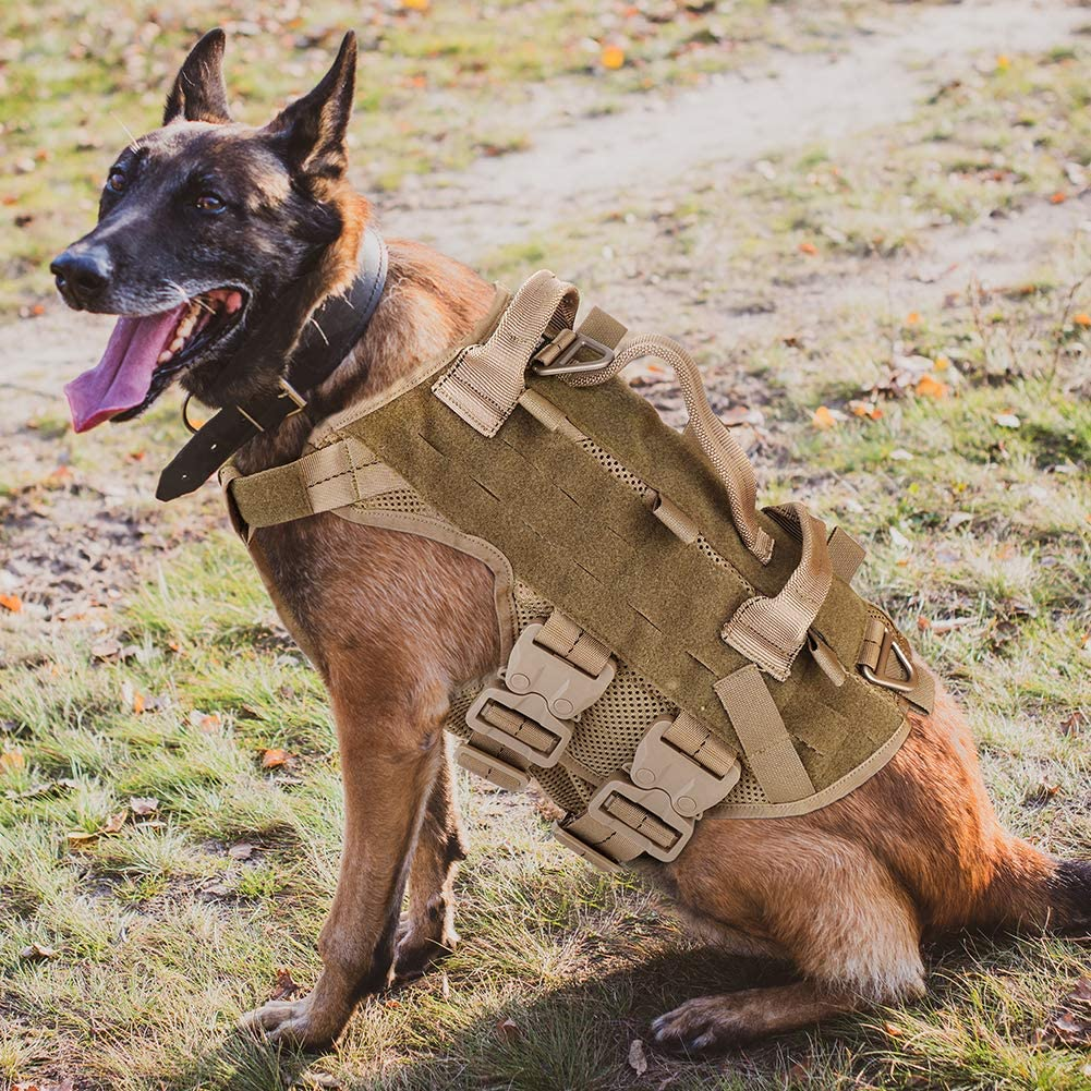 PETAC GEAR Tactical Dog Harness Cheap mail order specialty store Military Working Super intense SALE Vest K9