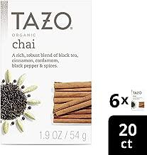 Best tazo chai tea bags Reviews